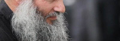 Muslim Cleric Abu Qatada arrives home after being released from prison on November 13, 2012 in London, England.  Abu Qatada was released on bail, having won his appeal against deportation, claiming he would not get a fair trial in Jordan where he is accused of plotting bomb attacks.